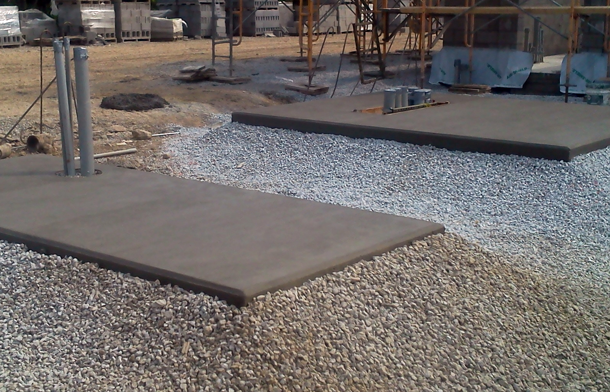 Concrete Construction & Restoration